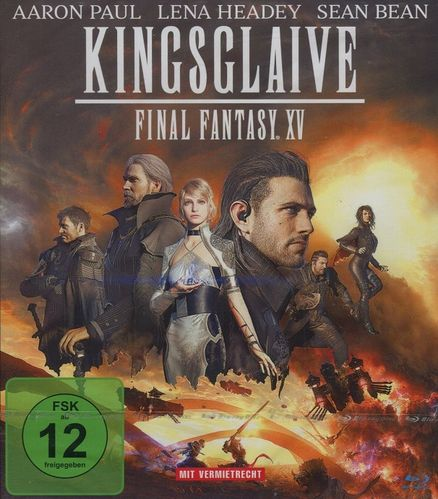 Kingsglaive: Final Fantasy 15 VL (Blu-ray)