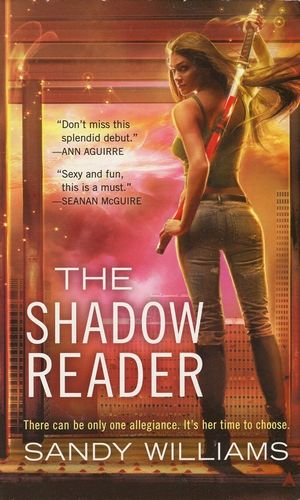 Sandy Williams - The Shadow Reader (Englisch)