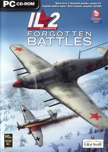 IL 2 Sturmovik - Forgotten Battles (PC)