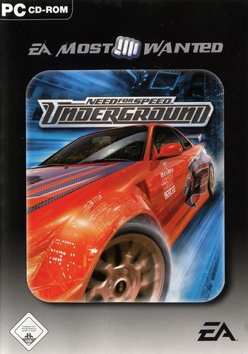 Need for Speed - Underground (EA Most Wanted) (PC)