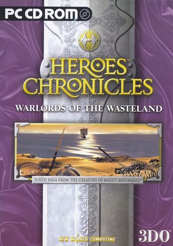 Heroes Chronicles - Warlords of the Wasteland (PC)