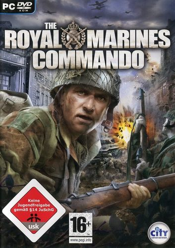 The Royal Marines Commando (PC)