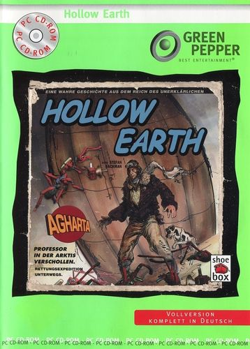 Hollow Earth (Green Pepper) (PC)