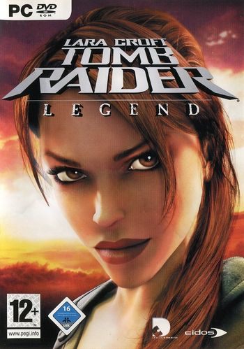 Tomb Raider - Legend (PC)