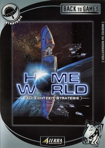 Homeworld (Back to Games) (PC)