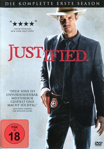Justified. - Staffel 1