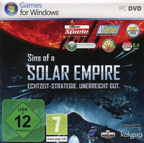 Sins of a Solar Empire (Jewelcase) (PC)
