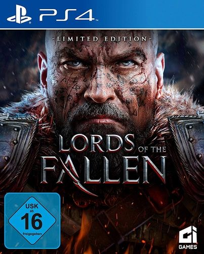 Lords of the Fallen [Limited Edition inkl. Soundtrack] (PS4 - gebraucht: sehr gut)