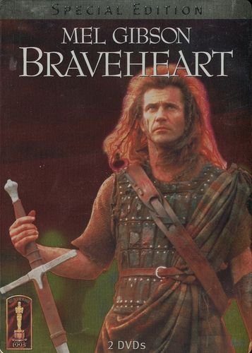 Braveheart (Special Edition, Steelbook) (DVD)