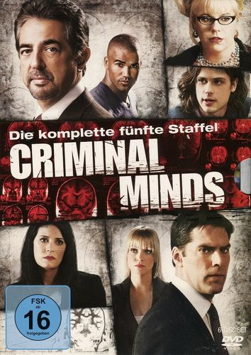 Criminal Minds - Staffel 5 (DVD)