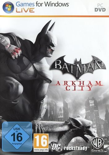 Batman - Arkham City (PC)