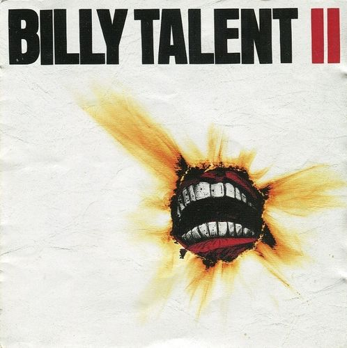 Billy Talent - Billy Talent 2