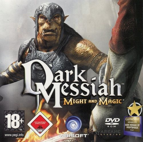 Dark Messiah of Might and Magic (Jewelcase) (PC)