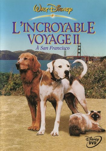 L'Incroyable Voyage 2 - À San Francisco (FR-Import, kein deutscher Ton) (DVD)