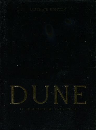 Dune (Ultimate Edition, FR-Import, kein deutscher Ton) (DVD)