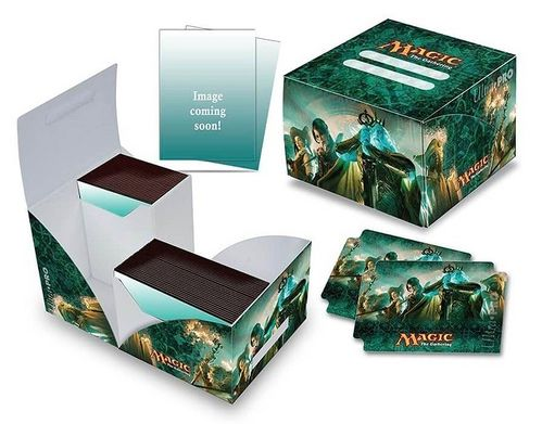 Dual Deck Box - Magic: The Gathering - Conspiracy (mit 80 Sleeves) (Neu)