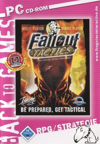 Fallout Tactics (Back to Games) (PC)