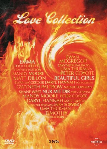 Love Collection (3 DVDs) (DVD)