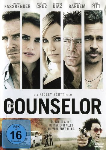 The Councelor (DVD)