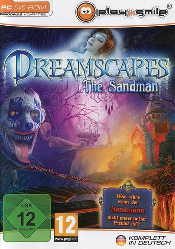 Dreamscapes - The Sandman (PC)