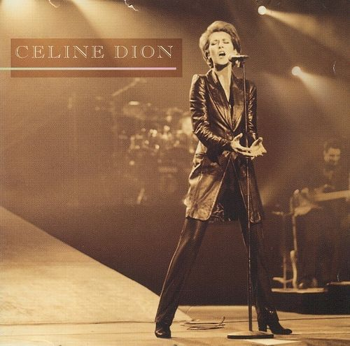 Celine Dion - Live a Paris (CD)