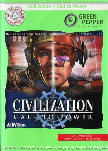 Civilization - Call to Power (PC)