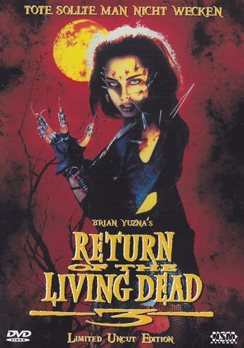 Return of the living Dead 3 (Limited Uncut Edition) (DVD - gebraucht: sehr gut)