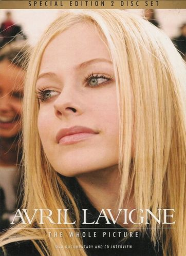 Avril Lavigne - The whole Pictore (Special Edition, 2 Disc Set) (DVD)