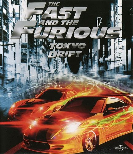 The Fast and the Furious 3 - Tokyo Drift (Blu-ray)