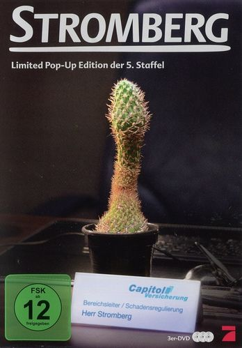 Stromberg - Staffel 5 (Limited Pop-Up Edition) (DVD)