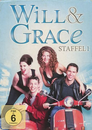 Will und Grace - Staffel 1 (DVD)