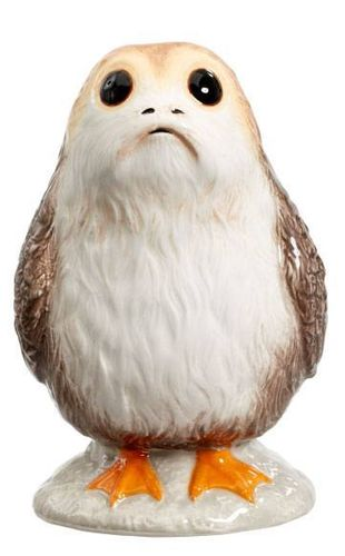 Star Wars - Episode 8: Porg Eierbecher aus Keramik