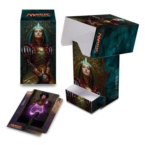 Full-View Deck Box mit Schublade - Magic Gathering - Conspiracy: Take The Crown