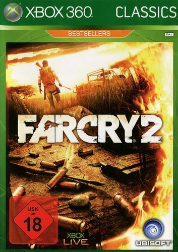 Far Cry 2 (Classics) (XB360)