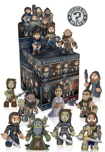 Mystery Minis: Warcraft  (1 Figur in Blindbox)