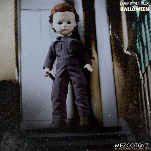 Living Dead Dolls: Michael Myers (Halloween) ca. 25 cm (NEU)