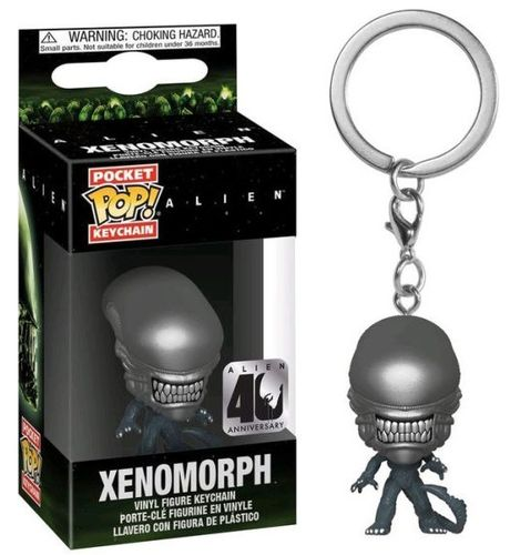 Xenomorph (Pop! Pocket Keychain: Alien) (Neu)