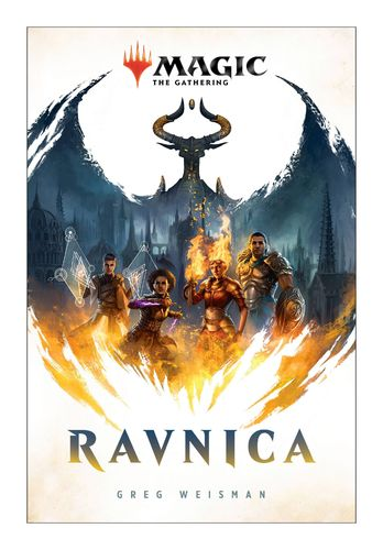 Magic - The Gathering: War of the Sparks - Ranica (Greg Weisman) (Neu)