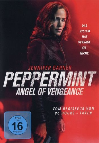 Peppermint - Angel of Vengeance (DVD - gebraucht: gut / sehr gut)