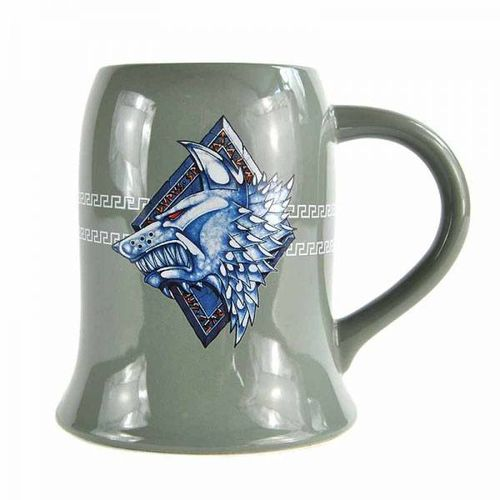 Tankard Tasse Space Wolves (500) (Neu)
