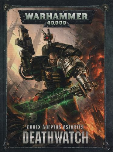 Codex Adeptus Astartes: Deathwatch (Hardcover)