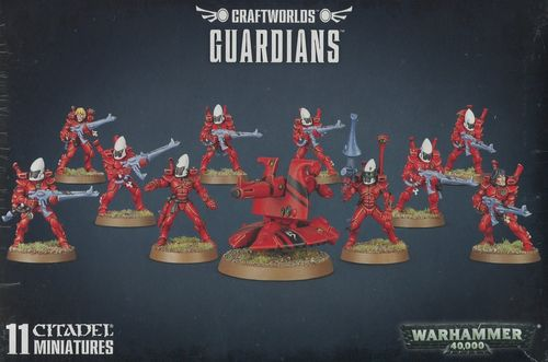 Craftworlds: Guardians (Neu)
