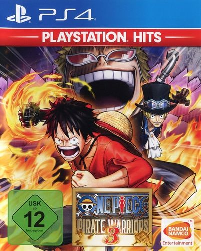 One Piece: Pirate Warriors 3 [PlayStation Hits] (PS4 - gebraucht: sehr gut)