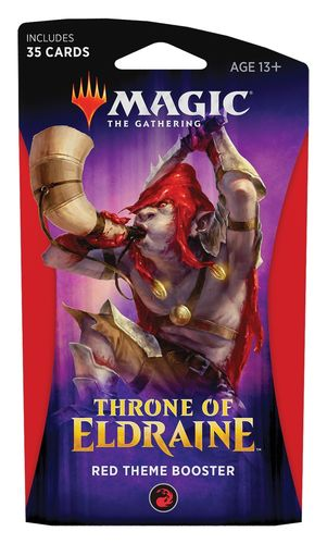 Theme Booster Throne of Eldraine - Red (Neu)