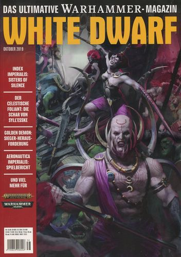 White Dwarf (Deutsch) 2019: Oktober