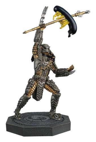 The Alien & Predator Figurine Collection: Scar Predator (Alien vs. Predator) 19 cm