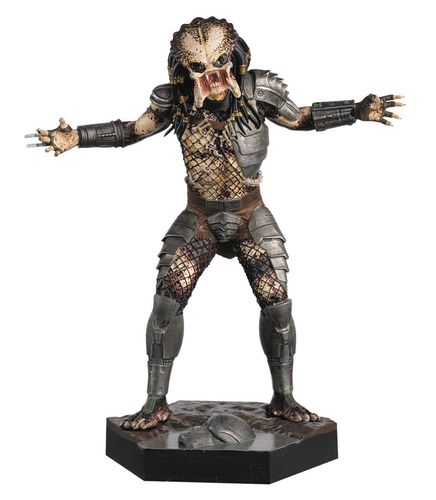 The Alien & Predator Figurine Collection: The Predator (Predator) 14 cm