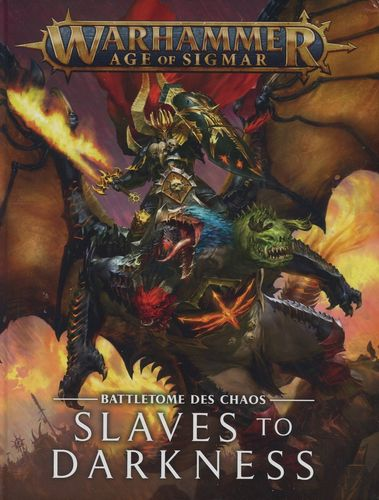 Battletome des Chaos: Slaves to Darkness (Hardcover, Deutsch)