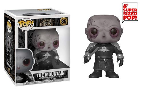The Mountain (unmasked) (Pop! Game of Thrones #85)