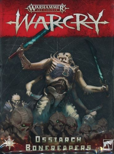 Warcry: Card Pack Ossiarch Bonereapers (Neu)